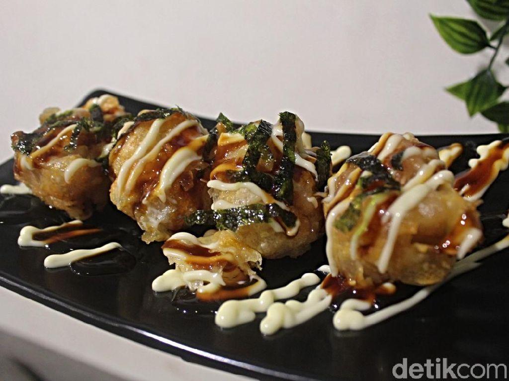 Kyo Dimsum: Uniknya Dimsum a la Sushi Milik Arya Saloka Ikatan Cinta