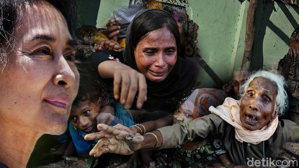Melihat Lagi Derita Muslim Rohingya Myanmar