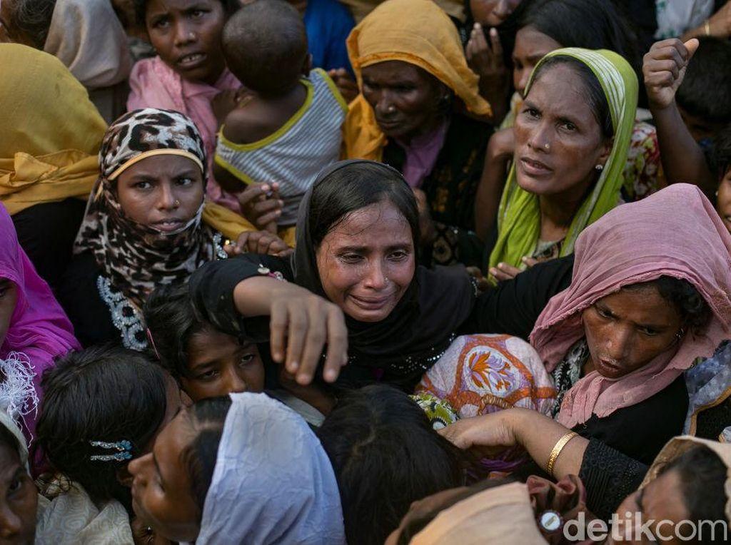 PBB Serukan Rekonsiliasi dengan Rohingya, Junta Myanmar Geram