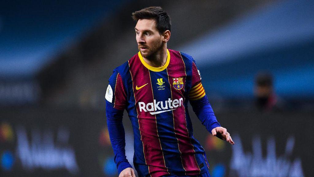 10 Atlet dengan Kontrak Termahal, Lionel Messi Nomor 1