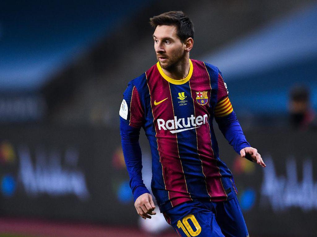 Setim dengan Lionel Messi Akan Jadi Anugerah untuk Verratti