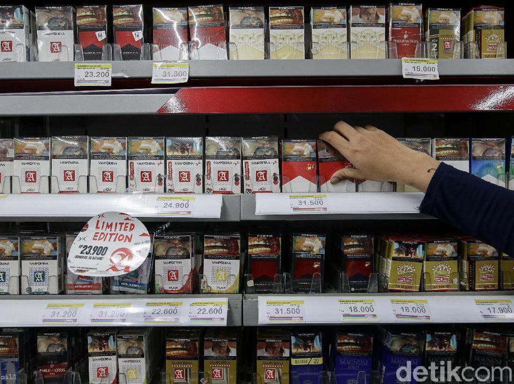 Sudah Tahu Harga Rokok Terbaru Setelah Naik? Ini Daftarnya
