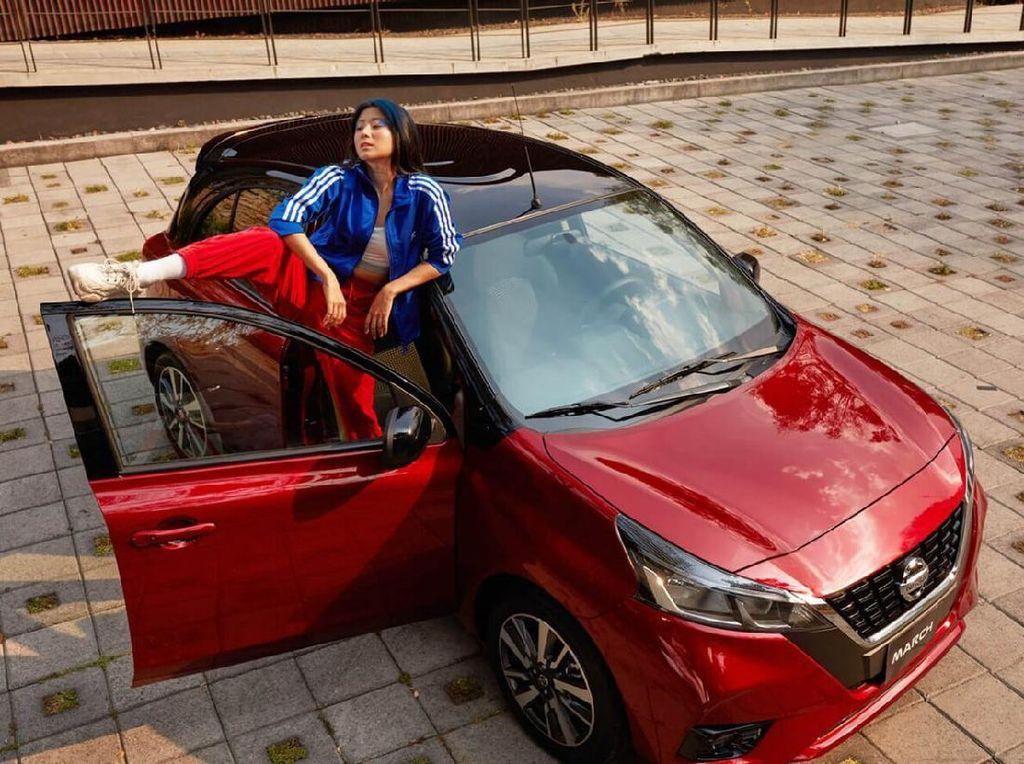 Potret Nissan March 2021 yang Tampil Makin Kekinian