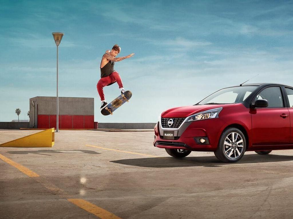 Nissan March 2021 Resmi Dijual, Tampangnya Nggak Jadul Lagi