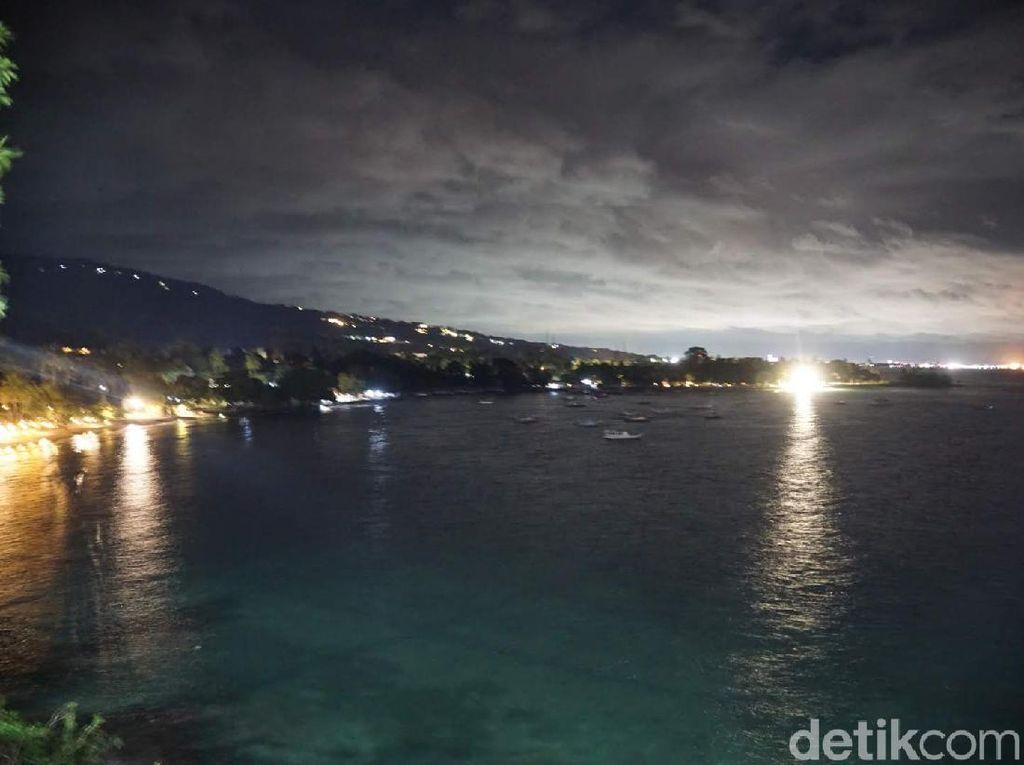 Spot-spot Wisata Malam Mataram Lombok yang Kini Sepi