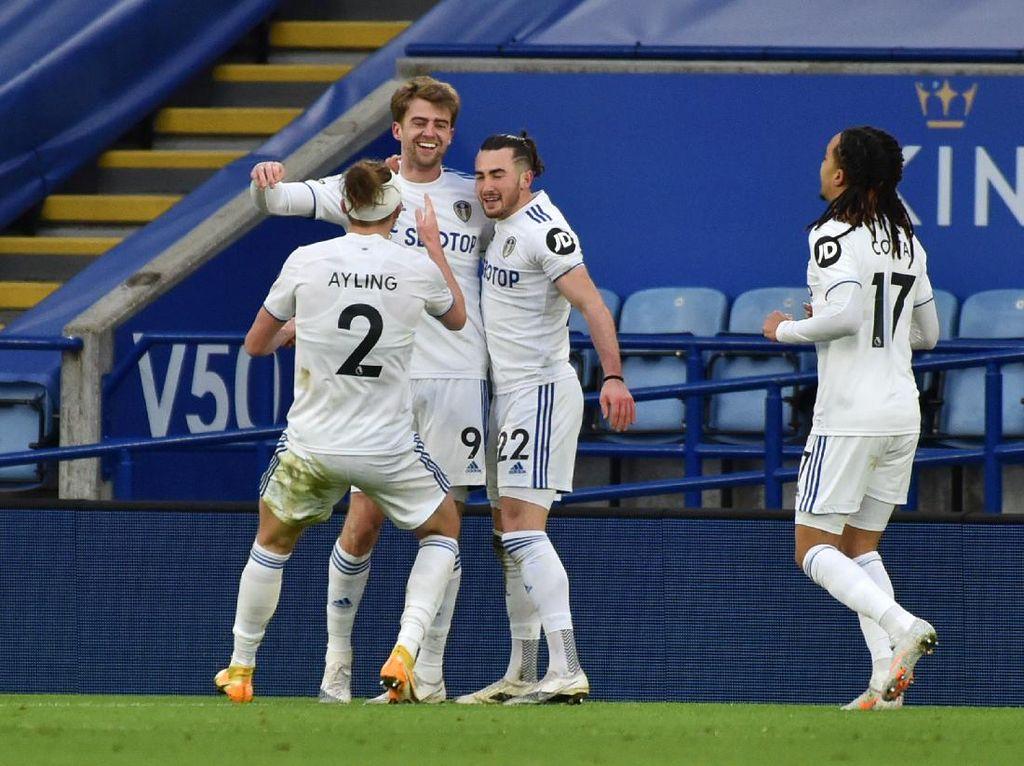 Patrick Bamford Jadi Mimpi Buruk Leicester City