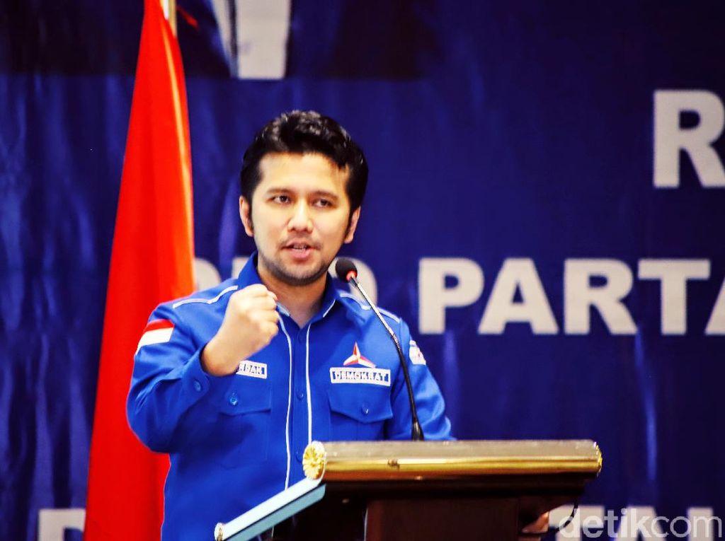 Emil Pastikan Tidak Ada Kader Demokrat Jatim yang Ikut KLB Deli Serdang