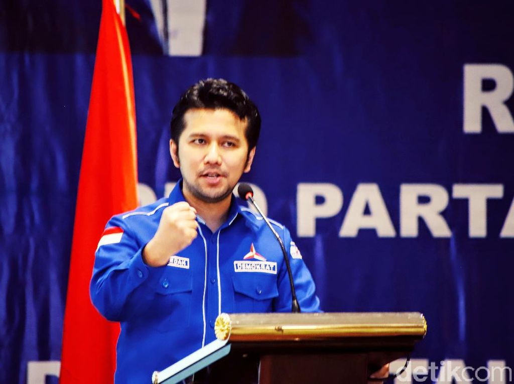 Namanya Digadang PD Maju Pilgub DKI, Emil Dardak Pilih Fokus di Jatim