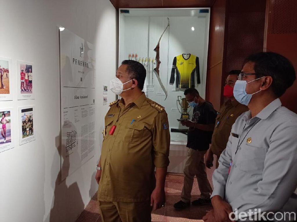 Mensos Risma Akan Resmikan Museum Olahraga Surabaya Bulan Ini