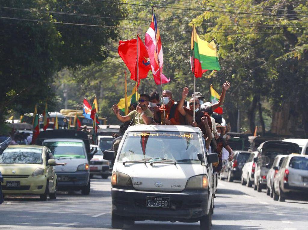 Elite PDIP: Kudeta Myanmar Berpengaruh terhadap Keamanan-Ekonomi ASEAN