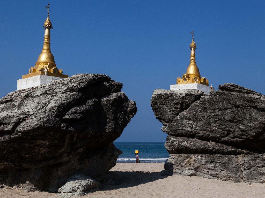 Sebelum Dikudeta, Wisata Myanmar Sempat Mentereng Lho