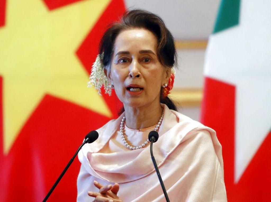 Aung San Suu Kyi Kembali Dijerat Dakwaan Baru, Total 6 Dakwaan
