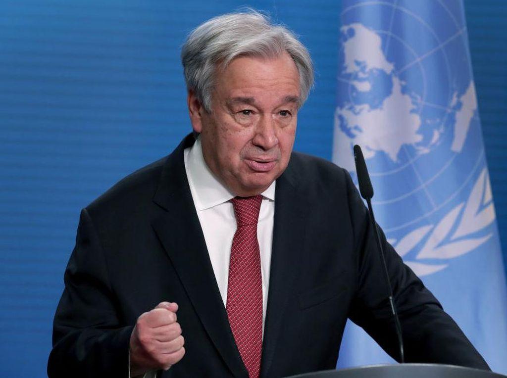 Sekjen PBB: Rakyat Afghanistan Membutuhkan Penyelamat
