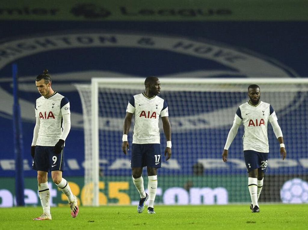 Krisis Tottenham: Harry Kane Cedera, Gol Seret, Kalah Beruntun