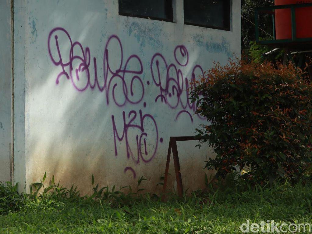 Aksi Vandalisme Taman di Bandung Marak Terjadi Selama Pandemi