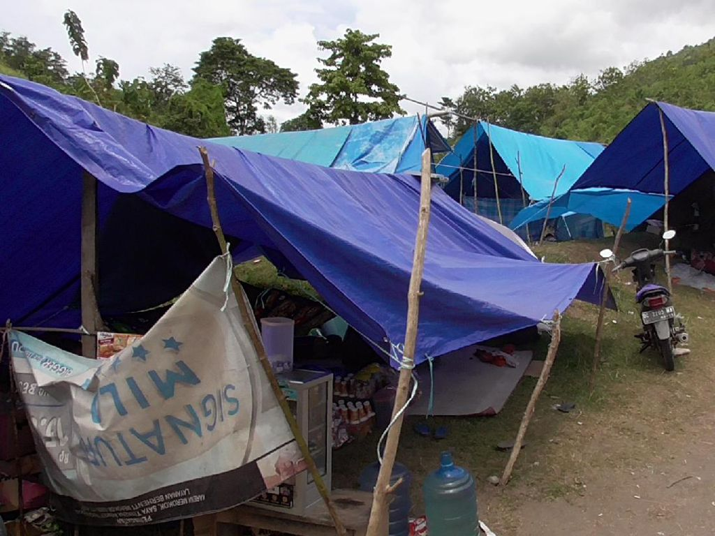 Gempa M 4,5 dan 4,4 di Majene Buat Warga Panik dan Kembali Mengungsi