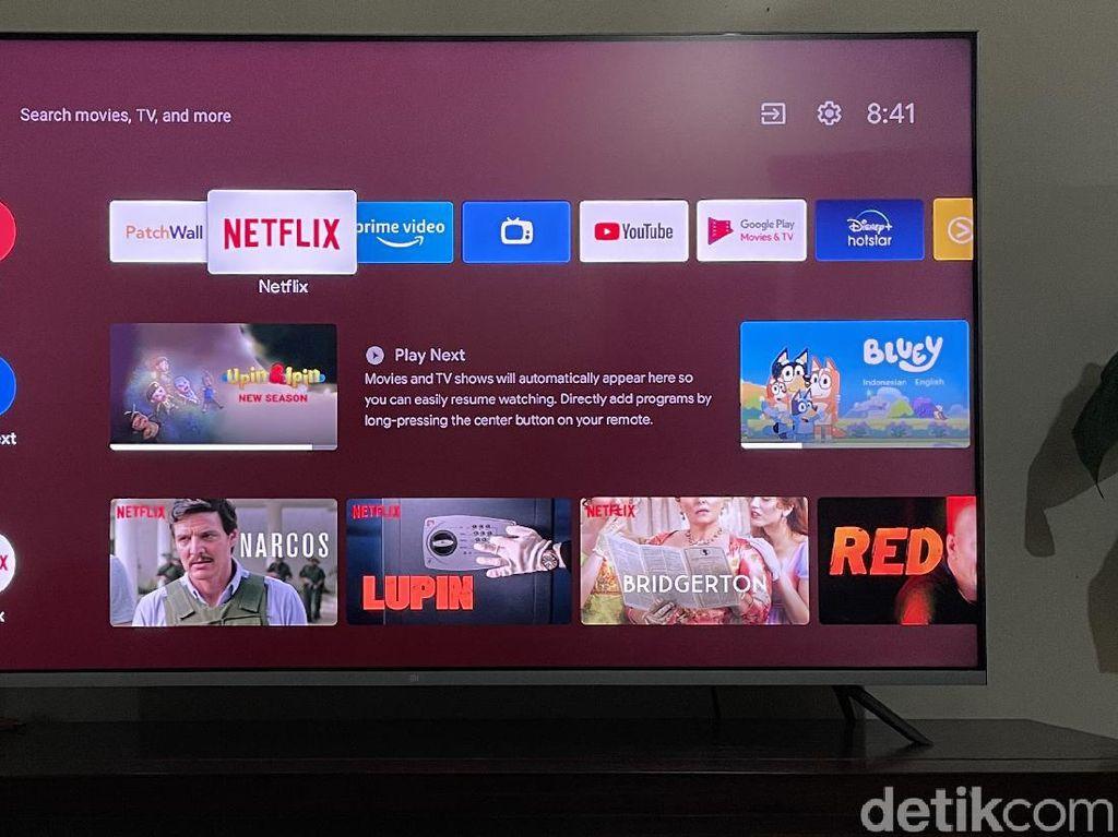 Review Mi TV 55 Bezel Less 4K, Mewah dengan Harga (Relatif) Terjangkau