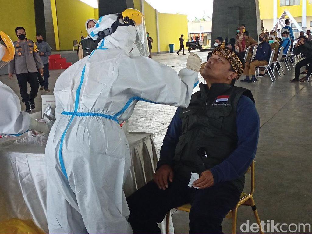 Ikut Rapid Antigen Massal, 4 ASN Kabupaten Bandung Positif COVID-19