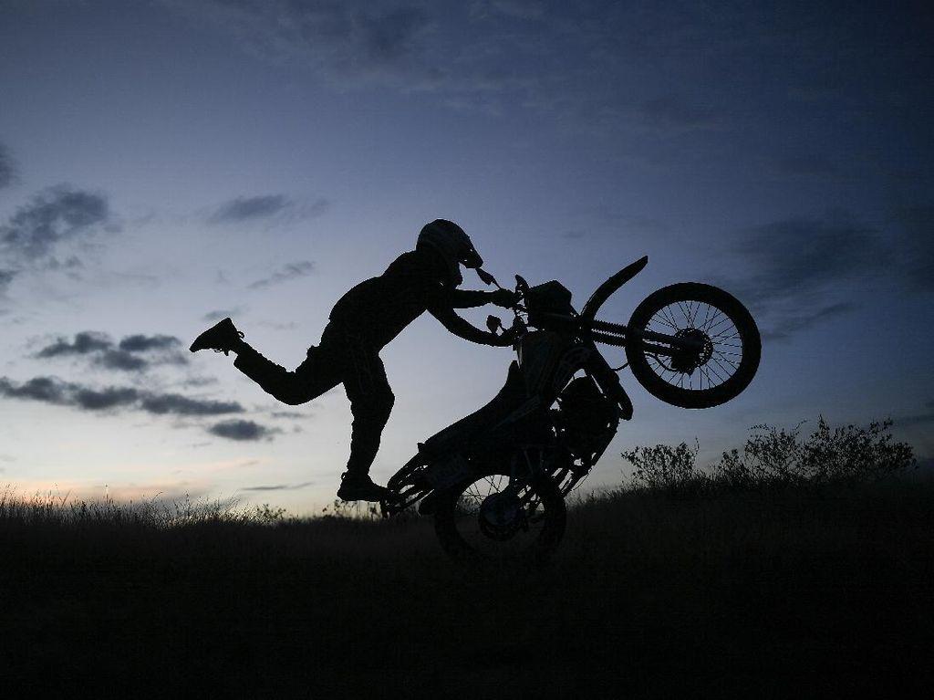 Akrobat Motor Jadi Olahraga yang Lagi Naik Daun di Venezuela