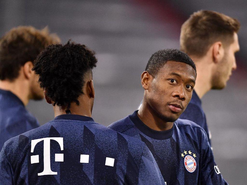 David Alaba Sudah Sepakat ke Real Madrid?