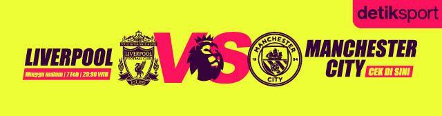 Banner Liverpool Vs Man City
