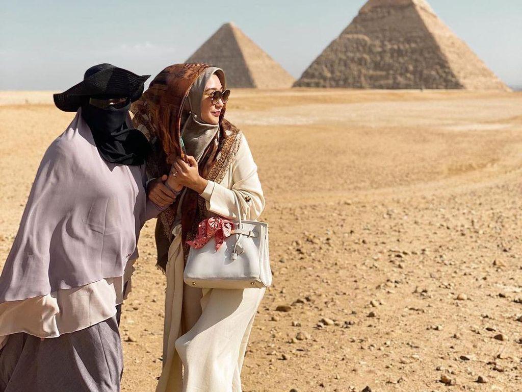 Soraya Abdullah Meninggal, Ini Kenangan Dian Pelangi Bersama Sang Sahabat