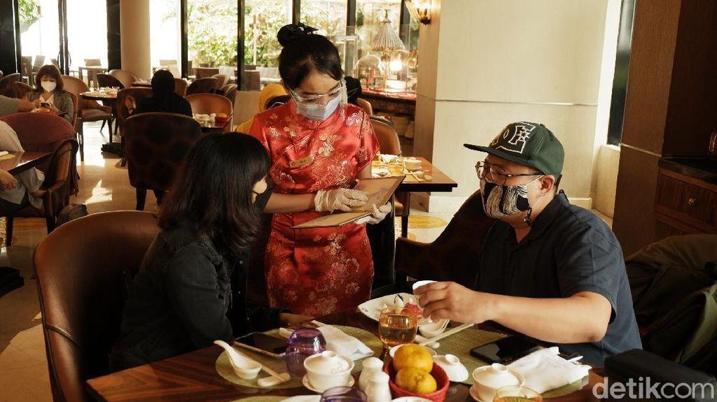 Aneka Chinese Food Lezat Buat Imlek di The Trans Luxury Hotel Bandung