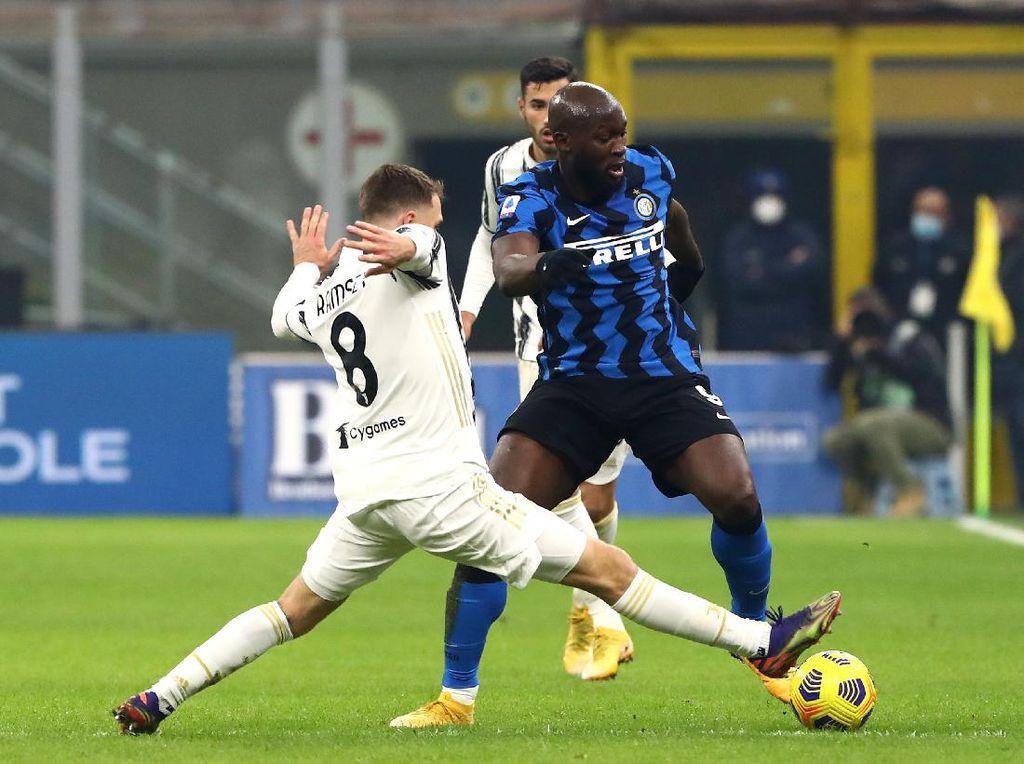 Coppa Italia: Lawan Juventus, Inter Milan Bisa Apa Tanpa Lukaku?