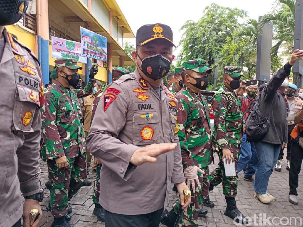 Kapolda Klaim 9 Kampung Tangguh Jaya di Jakbar Nihilkan Kasus Positif COVID-19