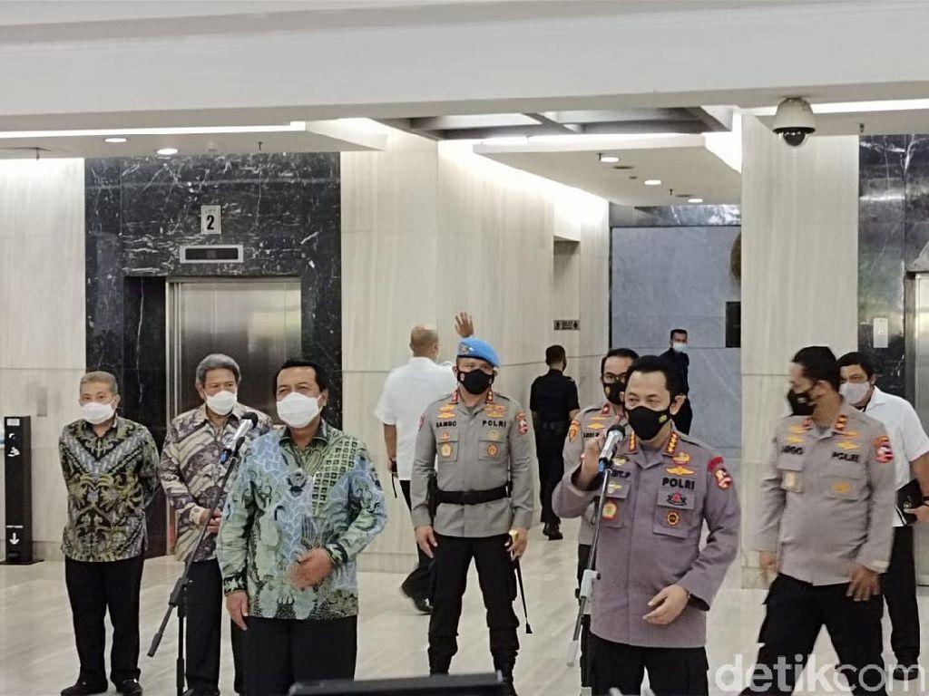Ketua MA Dukung Program Tilang Elektronik Kapolri: Harus Dibentuk Pokja