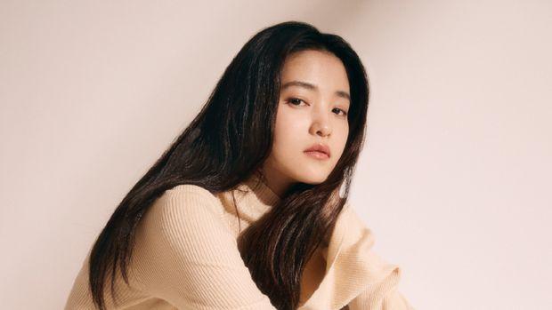 Kim Tae-ri dalam film Space Sweepers.