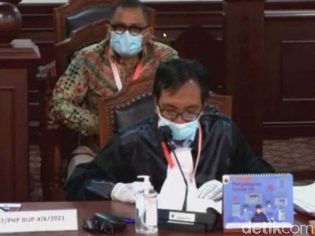 KPU Banyuwangi Patahkan Tudingan Paslon Yusuf-Riza di Sidang MK