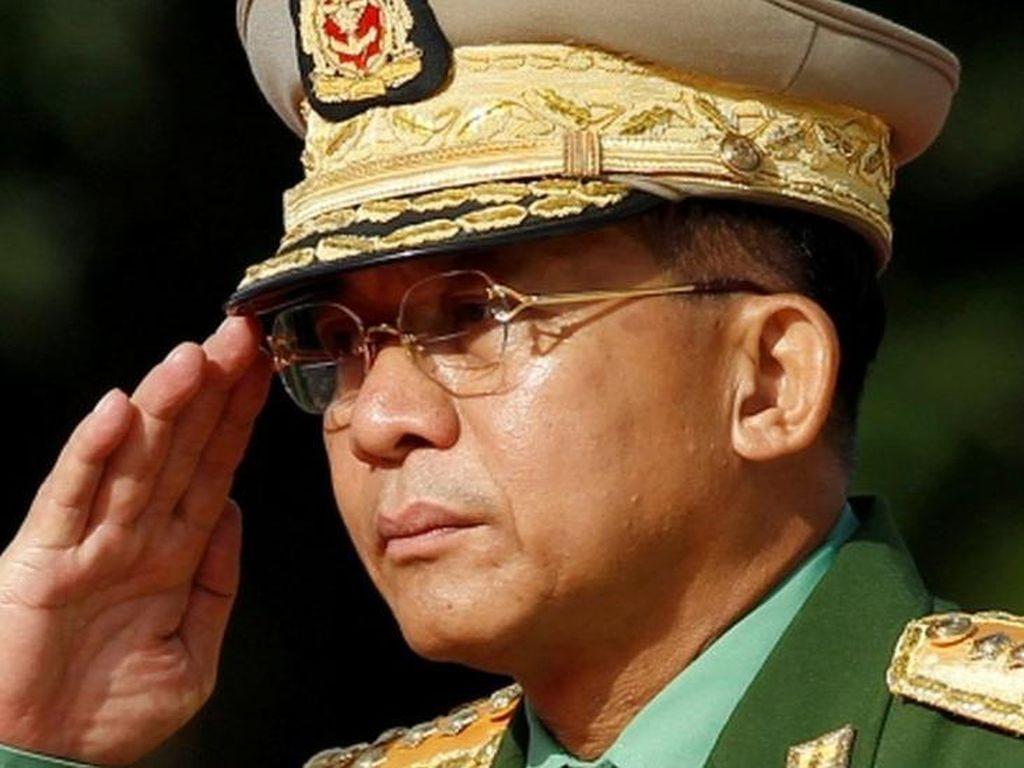 Puluhan Menteri Dicopot Militer Imbas Penahanan Aung San Suu Kyi