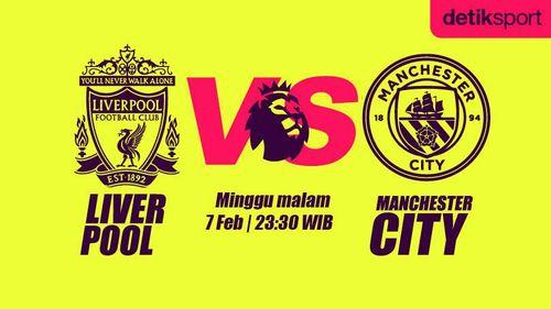 Big Match! Liverpool vs Man City