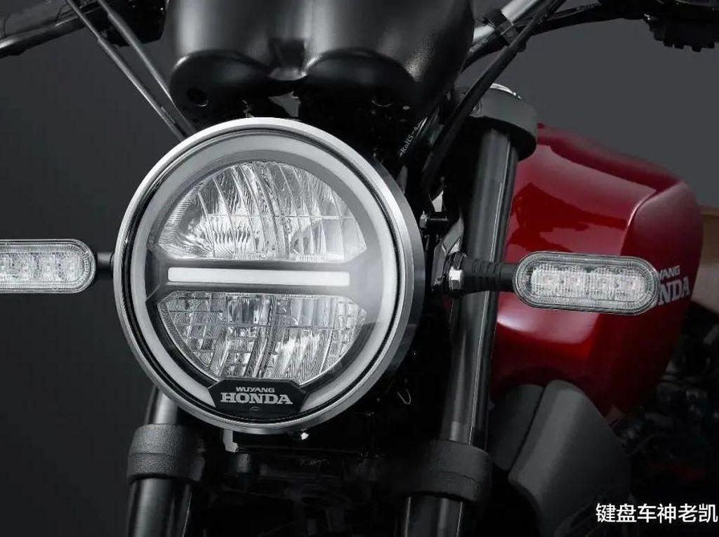 Lihat Lebih Dekat New CB190SS 2021, Motor Klasik yang Cocok Jadi Penerus Tiger