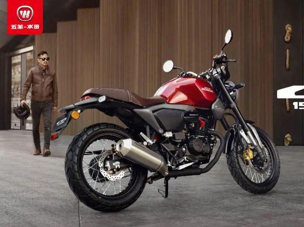 Dear AHM, New CB190SS Cocok Banget Lho Buat Pengganti Honda Tiger