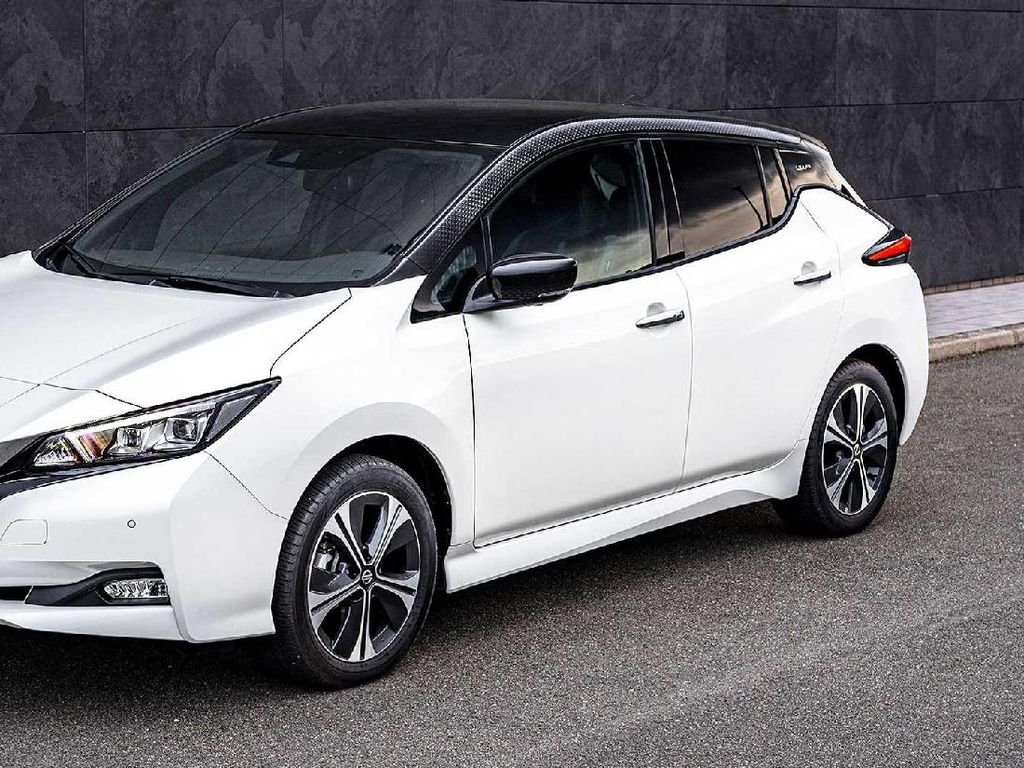 Nissan Leaf Genap 10 Tahun Dapat Dandanan Baru