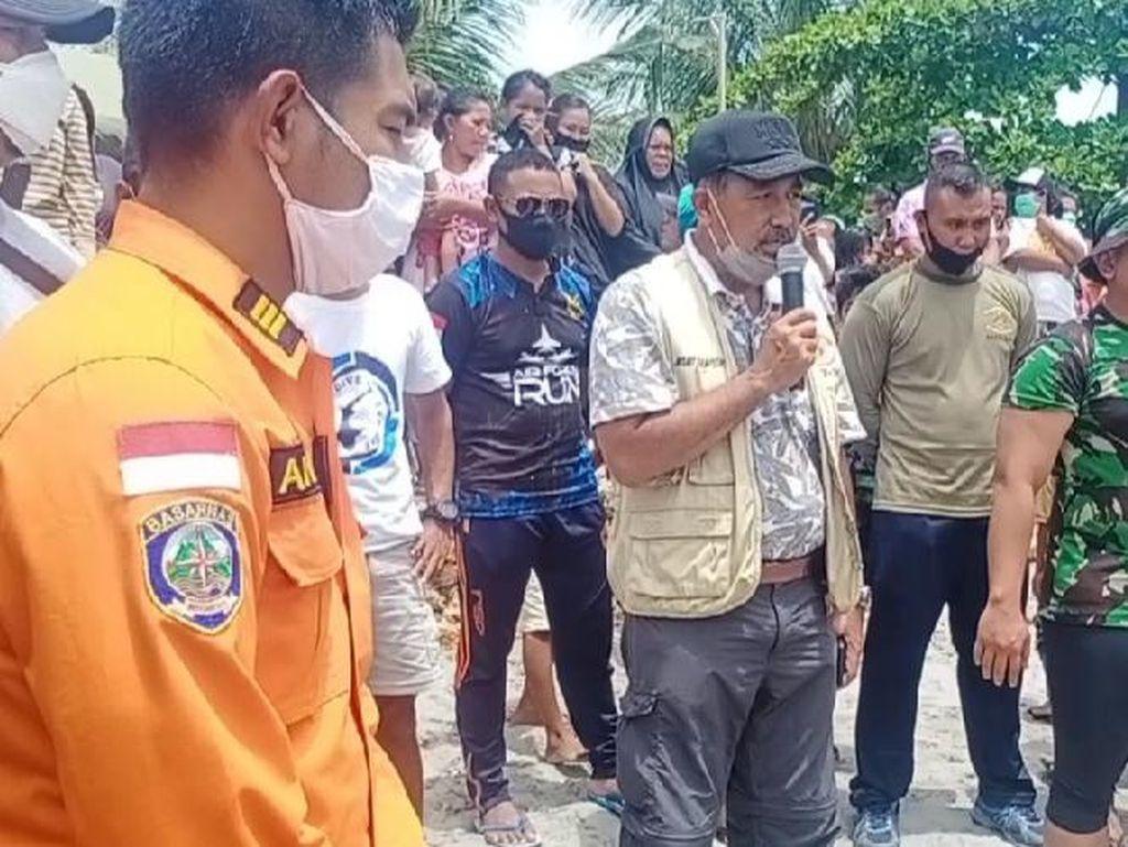 Staf Pribadi Waket DPD RI Nono Sampono Ditemukan Meninggal di Pantai