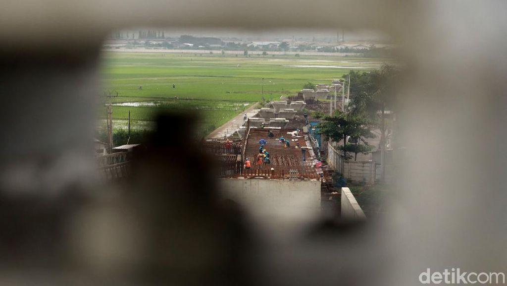 Pembangunan Stasiun Kereta Cepat Terus Berlangsung di Masa Pandemi