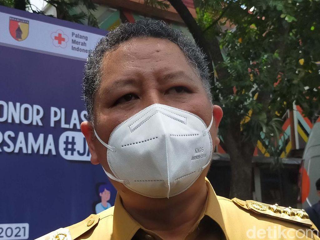 Donor Plasma Konvalesen di Surabaya Dimasifkan, Ini Harapannya