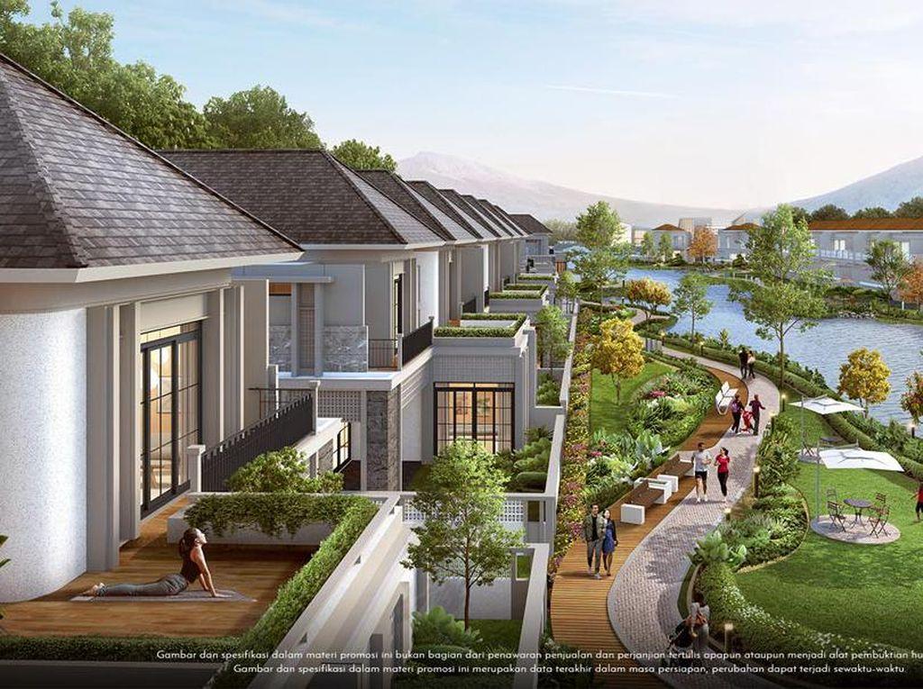 Diluncurkan! Home Resort Tepi Danau Terjernih PERTAMA DI INDONESIA