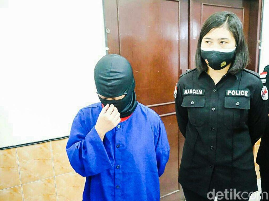 PSK Online Nekat Jual Sabu ke Pria Hidung Belang di Cimahi