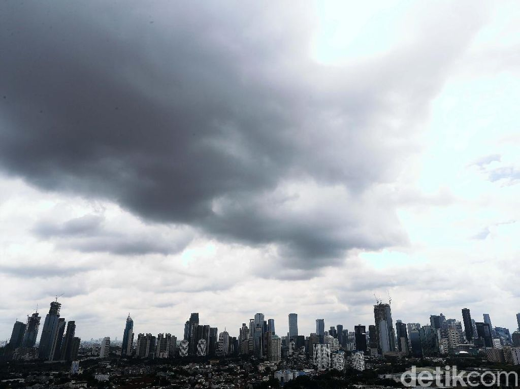 Prakiraan Cuaca 3 Maret: Beberapa Wilayah Berpotensi Hujan Lebat