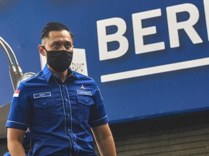 SBY Turun Gunung, Politisi Senior PD Nilai Bukti Kepemimpinan AHY Lemah