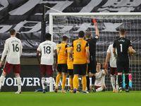 Wolves Vs Arsenal: Dapat 2 Kartu Merah, The Gunners Tumbang 1-2