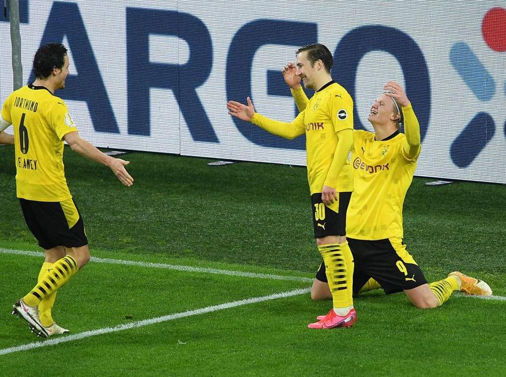 Hasil DFB Pokal: Dortmund Melaju, Leverkusen Disingkirkan Tim Divisi 4