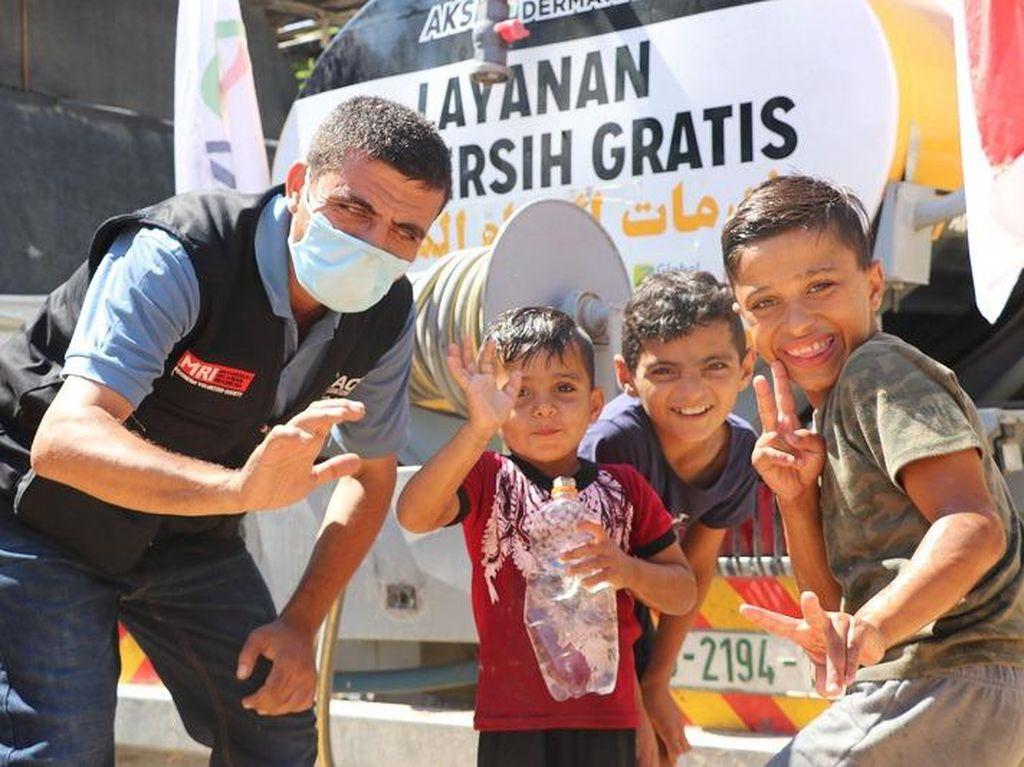 ACT Ajak Masyarakat Bantu Warga Palestina Lewat Sedekah & Wakaf