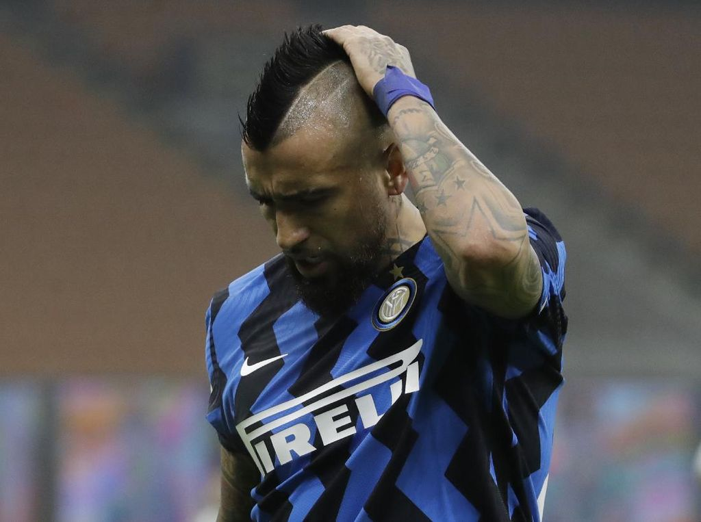 Inter Vs Juventus: Si Ular Kalah karena Kesalahan Sendiri