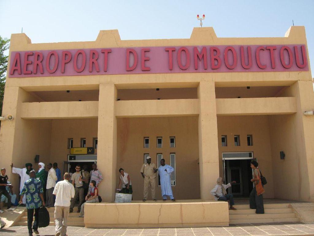 Akhirnya Ada Penerbangan Lagi ke Timbuktu Sejak 2012