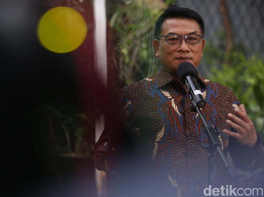 Kegagalan Kudeta Demokrat Berujung Desakan Moeldoko Mundur dari Jabatan